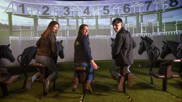 FIRST LOOK: Inside Kildare's new multi-million Irish Racehorse Experience attraction at the Irish National Stud
