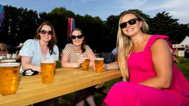 PICTURES: At The Manor at Palmerstown House