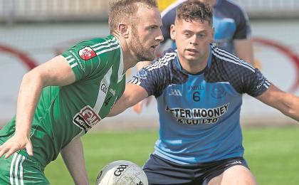 Senior Football Team - Fight Night | Kildare GAA