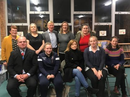 Athy Community Enterprise Centre - Progress to Date