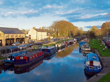 Make a move to Sallins: a tidy town thats growing - The Irish