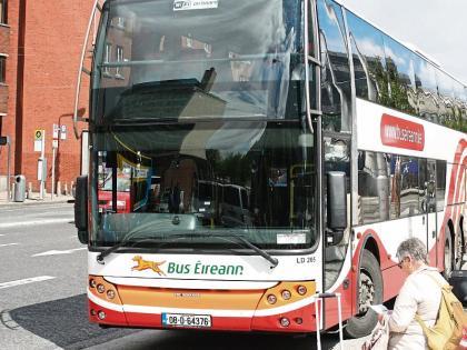 Cork to Clane - 6 ways to travel via train, line 120 bus, bus, car
