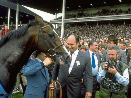 Down Irish Derby Memory Lane With Naas Man Damien Mcelroy