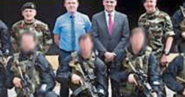 Top Secret! Defence Forces release very unusual photo to ...