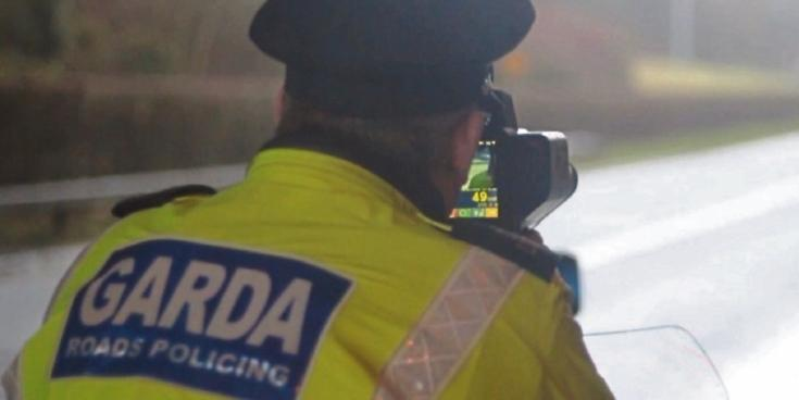 CAUGHT: the locations where drivers have been speeding this morning in garda clampdown