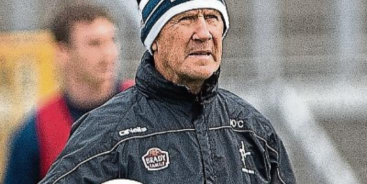 Kildare boss Jack O'Connor not impressed with rule changes