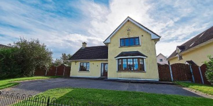 Kildare Property Watch: Spacious four-bedroom family home in Narraghmore for €325,000