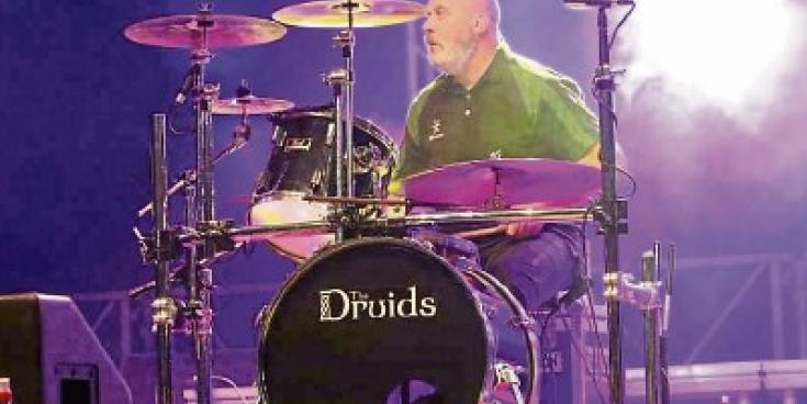 KILDARE MUSIC: The Druids ready to make magic with long-awaited 'hometown' gigs