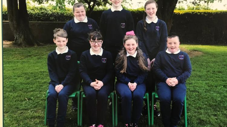 PICTURES: Kildare sixth classes of 2021 say goodbye to primary school