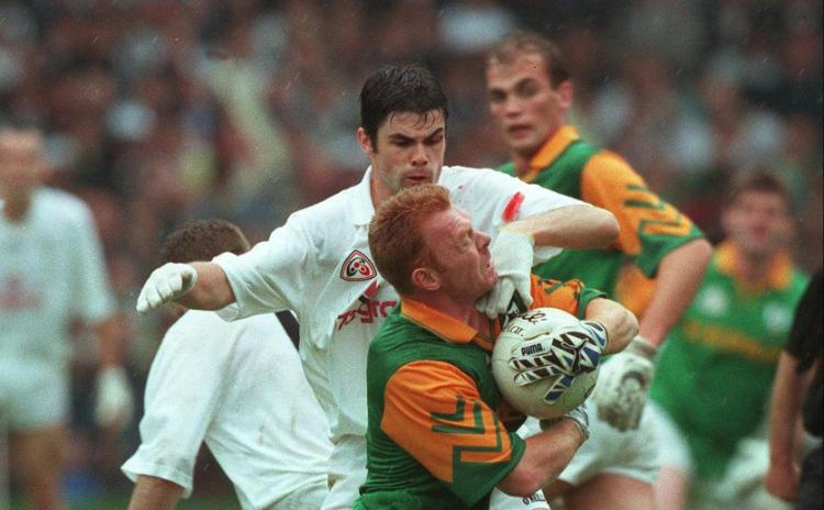 The Kildare-Meath epic that defined 1997