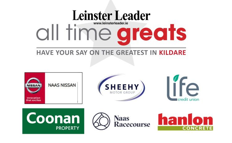 VOTE NOW: Ernest Shackleton v Orla Tinsley in Kildare's All Time Great FINAL poll