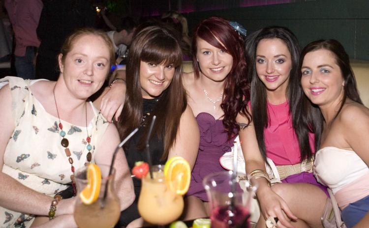 FLASHBACK PHOTOS: Nights out in Naas Court and Lawlor's Hotel 10 years ago