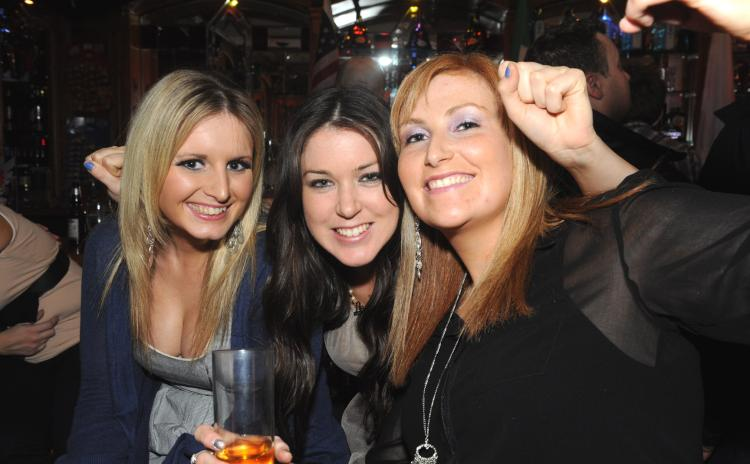 FLASHBACK PHOTOS: Nights out in Judge Roys Beans in Newbridge