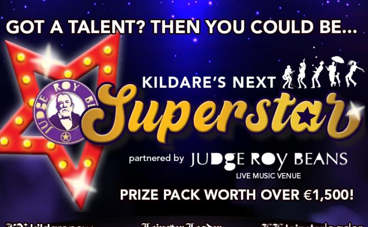 GET ENTERING! The search is on for Kildare's Next Superstar