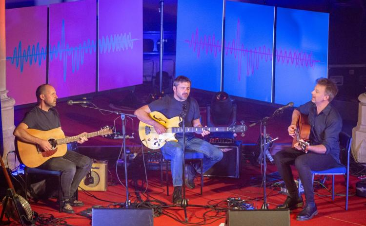PICTURES: BellX1 gigs in Newbridge and Naas