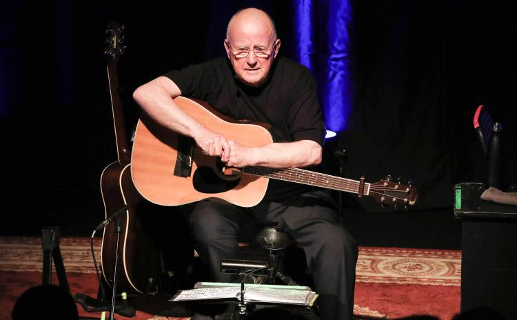 PICTURES: Christy Moore at the Moat Theatre, Naas