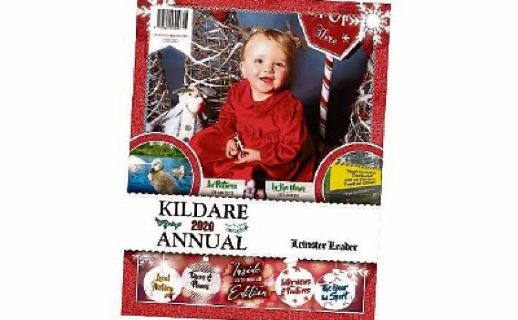 Don't miss this year's Leinster Leader & KildareNow Christmas annual — out now!