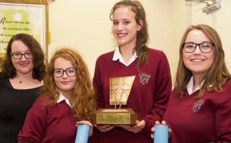 SCHOOLS DEBATES: St Mary's retain Rigby-Jones Shield in hard-fought Naas derby final