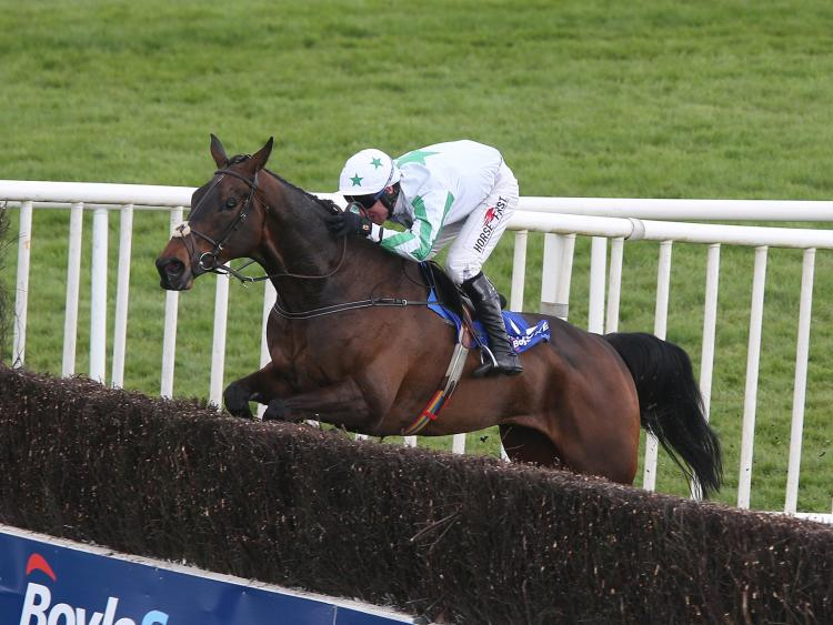 Irish Grand National: General Principle wins at Fairyhouse