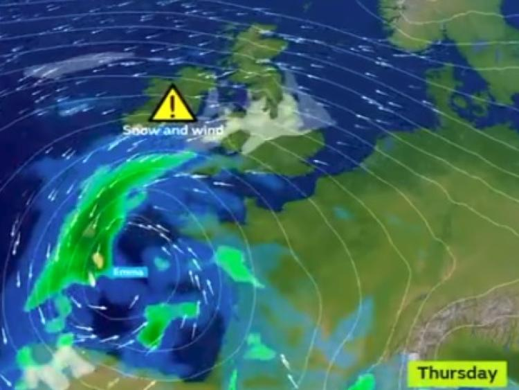 Storm Emma: When will the snow blasts and freezing winds end?