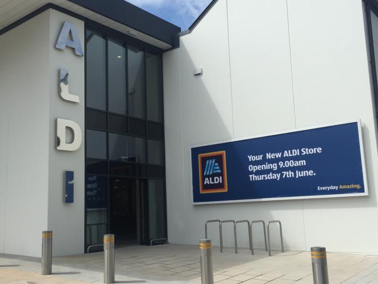 New Aldi Store To Open In Kildare As Part Of 160m Irish