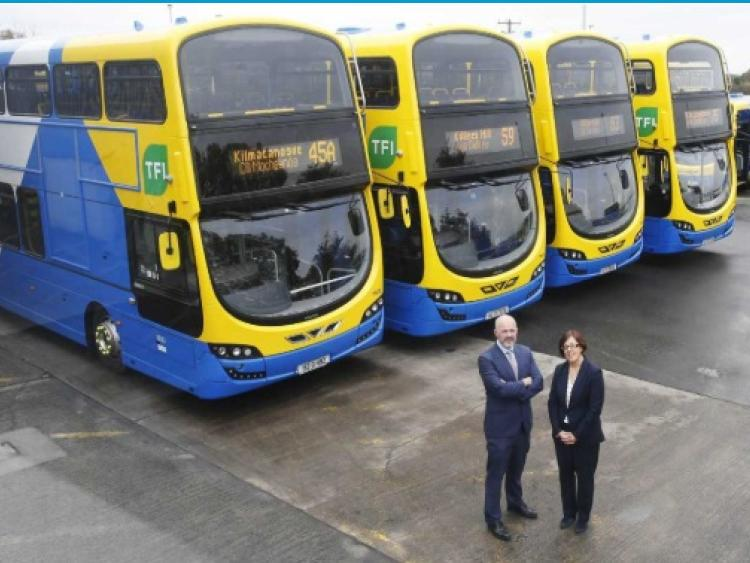 3cf773b5e6417f Go-Ahead Ireland announces 100 new Kildare jobs at new Naas depot ...