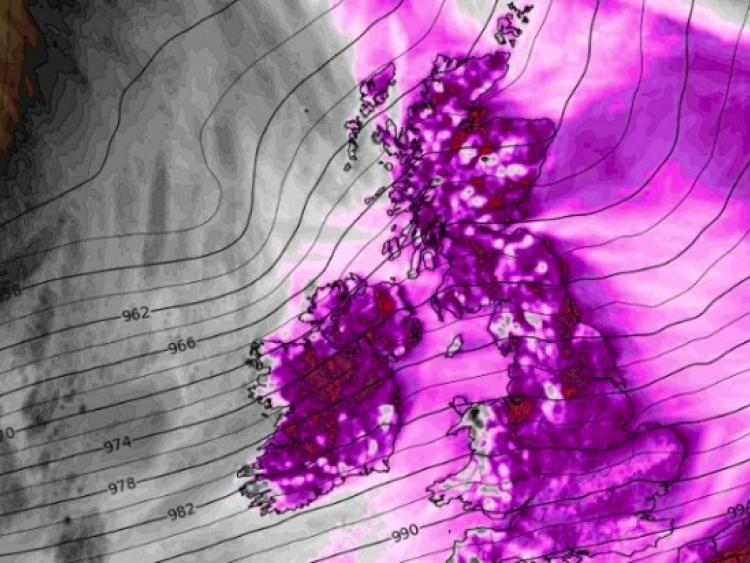 Storm Alert: Dennis is gonna be a menace this weekend for Kildare
