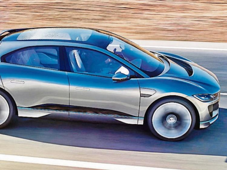 Jaguar Launch Their First All Electric Suv The I Pace