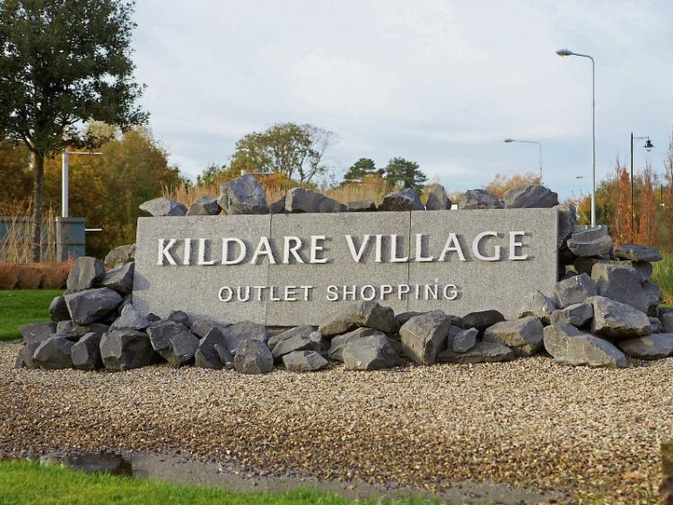 Gardai investigating theft from car at Kildare Village - Leinster Leader 12947c9e2