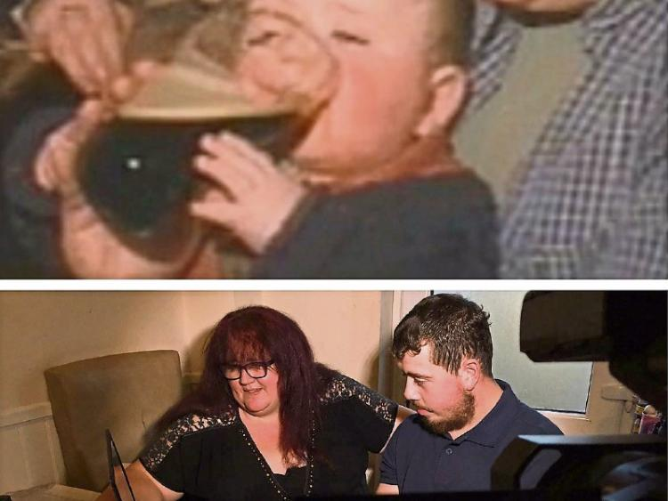 Twenty years later, and 'Pint Baby' has been located