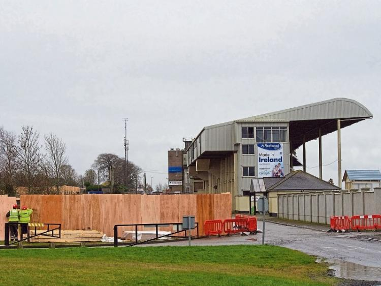 Curragh Racecourse Revamp To Be Finished By Christmas 2018