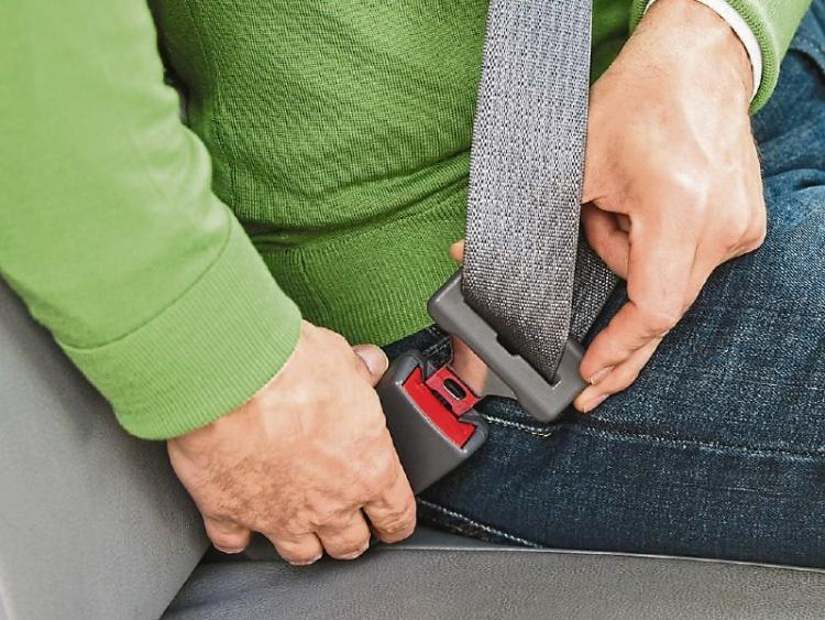 One in four women don't use a seatbelt