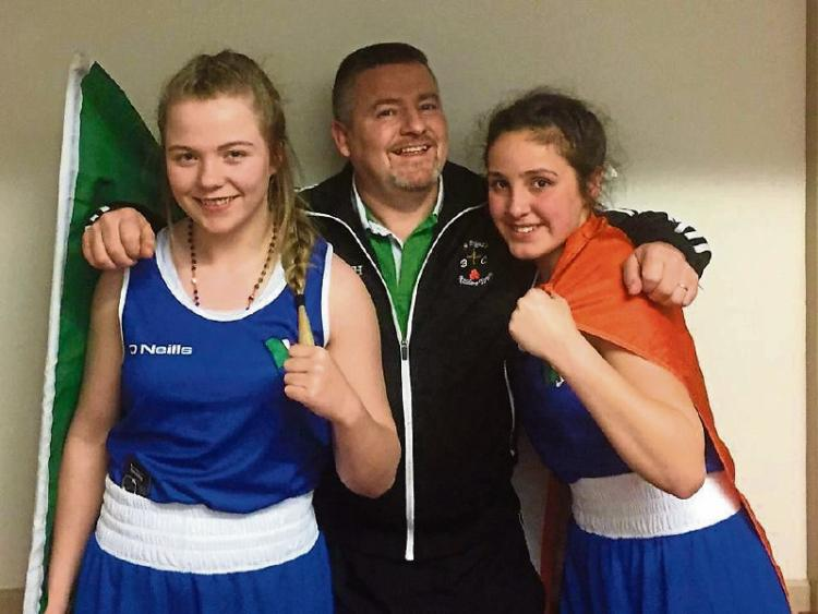 Kildare club to feature in women's boxing documentary