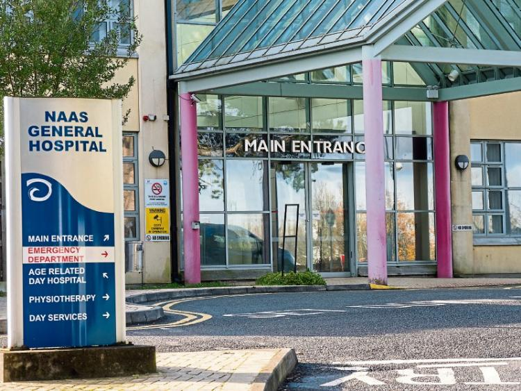 Patients advised to avoid Naas Hospital due to high numbers presenting there