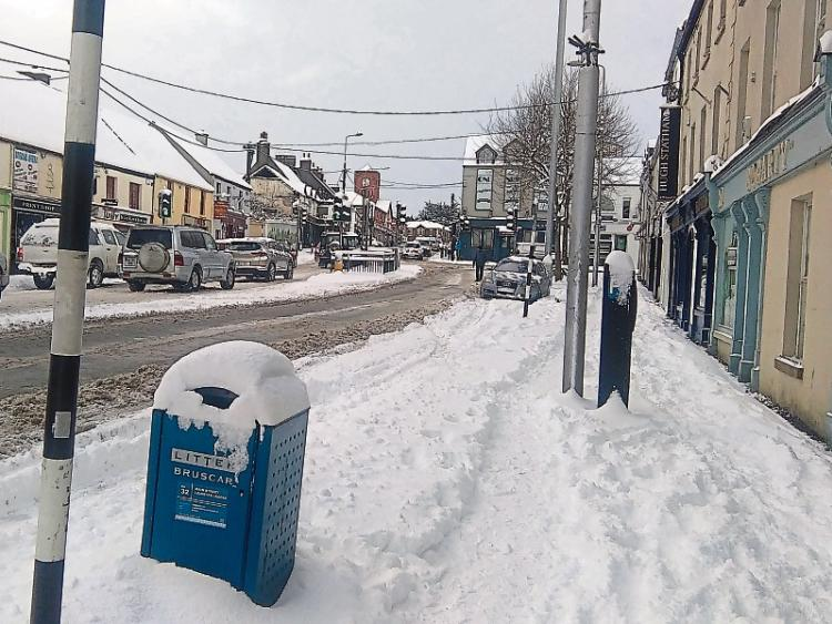 Met Eireann Confirms Return Of Snow For Paddy's Day