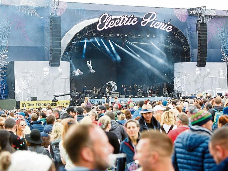 First round of acts announced for Electric Picnic 2018