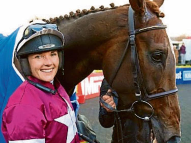 Katie Walsh: Jockey announces retirement after Punchestown win